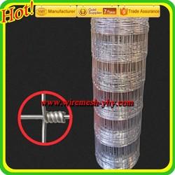 High Quality Galvanized Goat fence 8/800/15