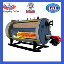 Quality First consumer first gas fired boiler hot oil diesel fired hot water boiler
