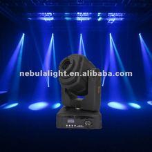 Nebula Light club led moving head lights 60w spot