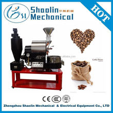 High grade home coffee bean roaster 3kg per batch for sale