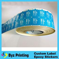 printer for aluminum label,tires adhesive label, waterproof cosmetic labels