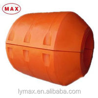 Made in China Internal Diameter 200mm Plastic Floats Pontoon for Floating HDPE Pipe