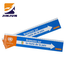 advertising 30 cm clear pvc ruler actual size