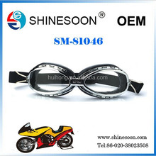 2015 hot sale racing motorcycle goggles with factory price