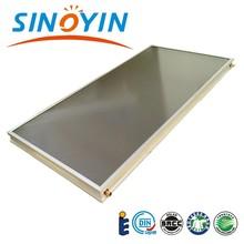 homemade super solar water heater flat solar panels, FP-GV2.0 measures: 2000*1000*80mm