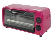 mini pink microwave oven