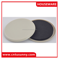 plastic furniture glides made in China