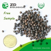 Herbal Extract Black pepper extract piperine powder