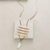 jewelry wholesale Metal quartz glass bohemian necklace women