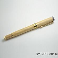 TOP grade wooden fountain pens