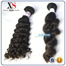 human hair extension in dubai indian remy wavy red hair indian remi loose curl hair weft