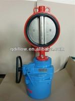 motorized butterfly valve