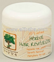 100% ALL-NATURAL HERBAL HAIR REVITALIZER