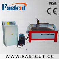 Jinan cnc plasma cutting machine china carpet metal edge FASTCUT-2030