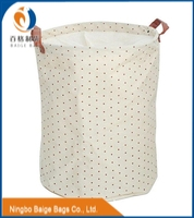 free sample best selling 2105 new style cotton canvas jute dry cleaning hotel laundry bags