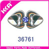 Fashion diamond shoe buckles,accessories of sandals,ornaments KKA-077