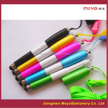 Touch pen,touch screen pen,capactive pen promotional gift item for school 2015