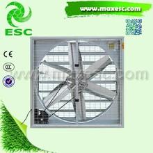 Comercial extractor de aire para invernadero
