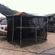 4WD 4x4 Vehicle electric mosquito net tent/roof top tent/car side awning for sale