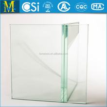 3mm-19mm Tempered Glass Office Partition/Glass Room Divider made in China