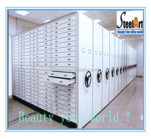 Large data repositories server rack and power rack
