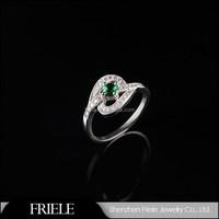 Online shop alibaba 925 silver jewellery artificial american diamond wholesale