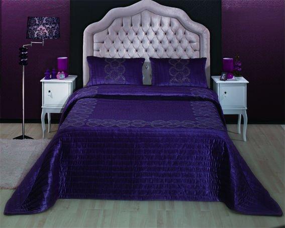 velours couvre lit autres d cors maison id du produit 122327183. Black Bedroom Furniture Sets. Home Design Ideas