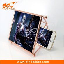screen magnifier amplifier mould movie display stand, mobile phone screen magnifier
