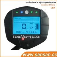 2015 new motorcycle meter off road meter adjustable