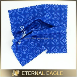 Superfine custom microfiber cleaning cloth glasses/eyeglasses cleaning cloth/lens cleaning wipes
