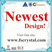 2015 Newest crystal construction model- -NO.1 Crystal Trophy Factory