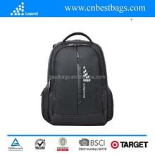 Hot selling nylon waterproof laptop backpack for wholesale