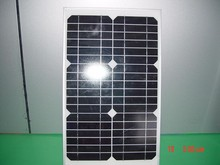 Portable 20W solar power with TUV,CE,ROHS