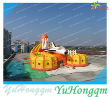 best quality inflatable bouncy castle airplane fun amusement park games big inflatable slide for adult inflatables