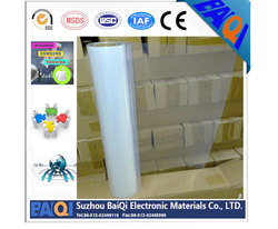 PET Protect film,heat sealable bopet thermal film,TOP PET thermal film lamination film