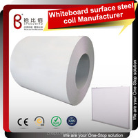 Zhspb superior quality magnetic white board steel sheet for teaching board