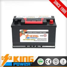 Battery for Car Batteries 12V68AH MF Lead Acid battery