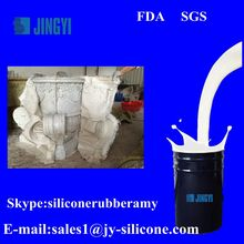 Long life time hot sale silicone rubber to make mould for statue