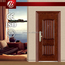 S-51 Security Steel Door with CE invisible security screen doors