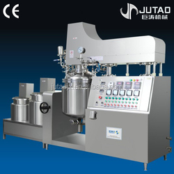 Cosmetic lotion mixer best whitening cream making machines