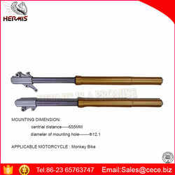 Hot Sell Monkey Bike Front Shock Absober For ZongSheng Motorcycle