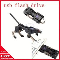 Discount low price transformer dog usb flash drive Professional production factory U1075