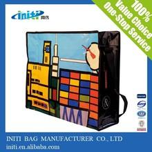 China promotional fashion custom Lamination Zipper Bag