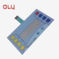 4 Key Membrane Switch Keypad Touch Pad membrane switch