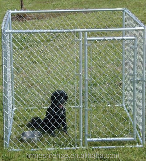 double dog kennel/large dog kennels with or without roof available