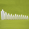 2015hot sale translucent 50ml plastik /plastico botol for e cigarette oil /cosmetic,pe botol plastik translucent with caps.