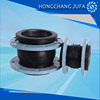 Factory supply pn16 flanged epdm flexible rubber joint/rubber expansion joint