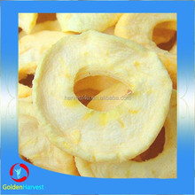 hot sale well preserved frozen organic dried apple fruit