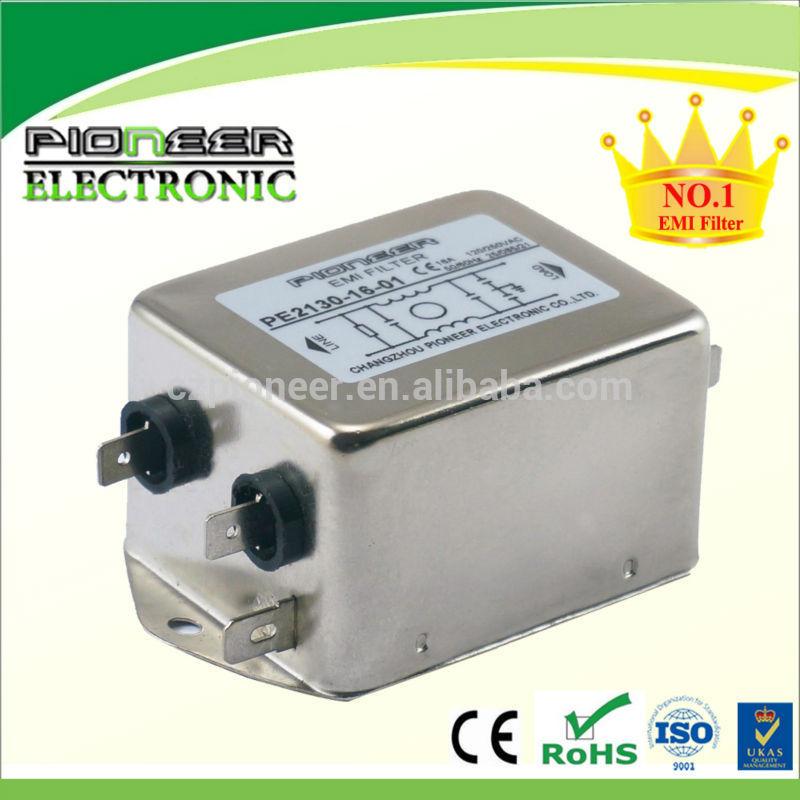 electrónica 120/250V PE2130-16-01 electrónica de rf equipo filtro