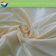 100%polyester satin fabric for lining